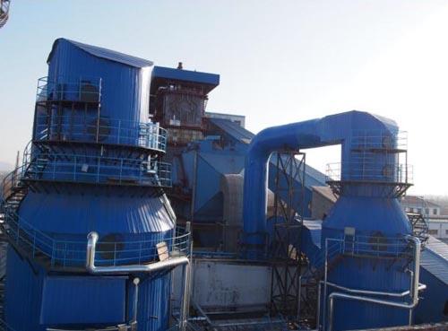 山东泗水圣源热电有限公司脱硫脱硝除尘