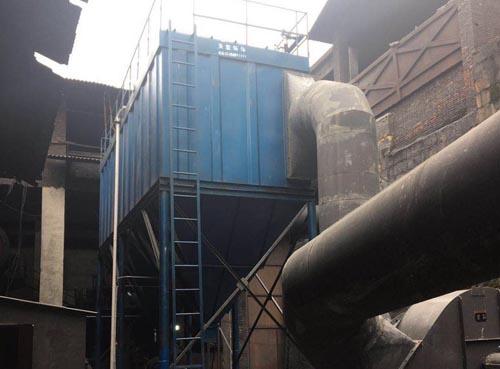 官网注册威远特种耐火材料2套45000m3 h除尘项目